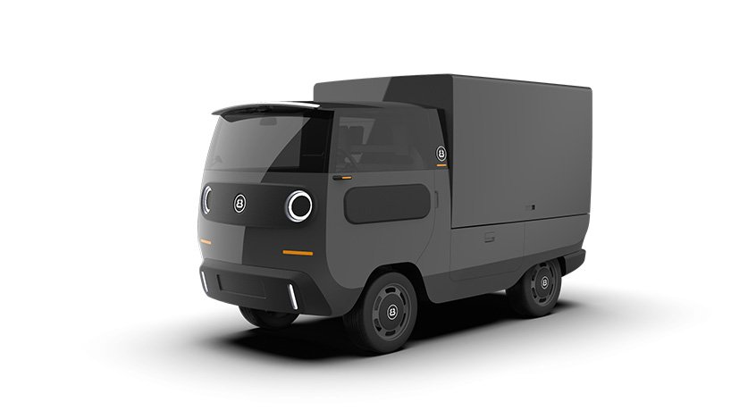 eBussy is an electric modular EV that can turn into at least 10 different vehicles