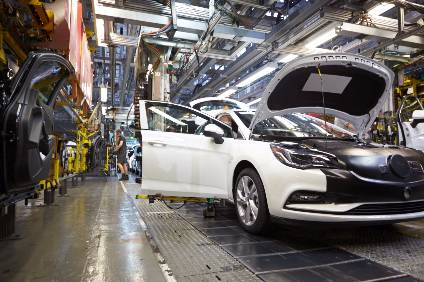 UK car output has been hit hard by the COVID-19 crisis and is forecast to be down by a third this year