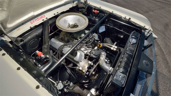 1965 Shelby GT350R Prototype Image-1