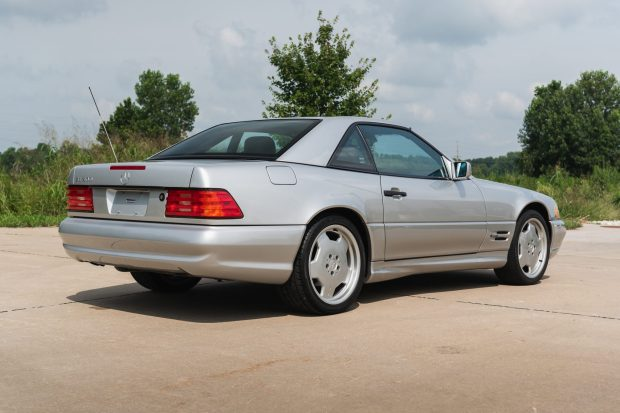 35k-Mile 1998 Mercedes-Benz SL500