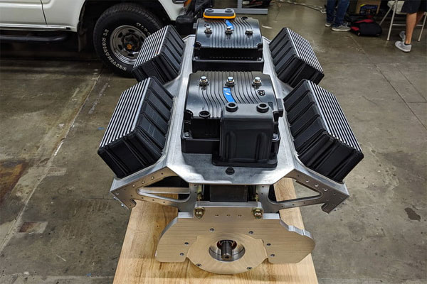 Electric Crate Motor Image