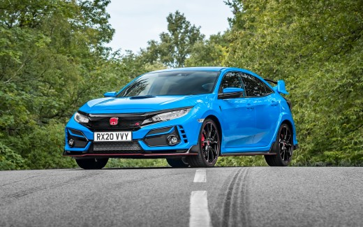 Honda Civic Type R 2020 4K