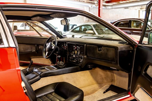 25-Years-Owned 1978 Maserati Khamsin 5-Speed