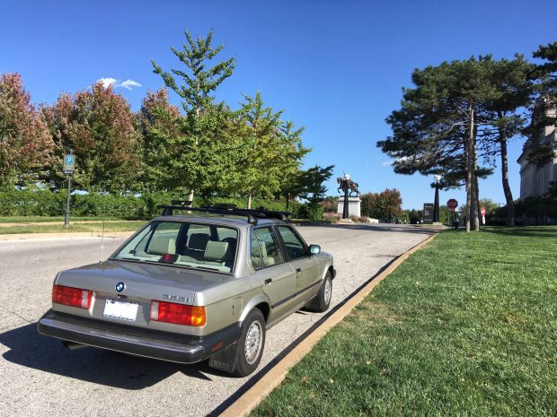 BaT Auction Success Story: Entering Through the Roof In an E30 BMW