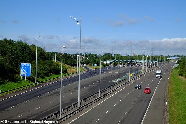 A new scheme will launch in January 2021 to encourage local drivers to use the toll route at a discounted rate rather than clog up already congested roads such as the A5 and A38