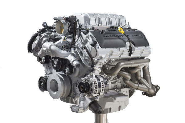 Shelby GT500 crate engine