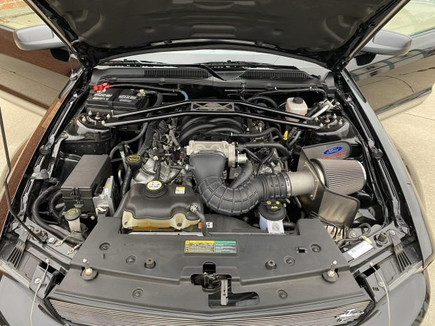 1600-Mile 2007 Ford Mustang Shelby GT 5-Speed