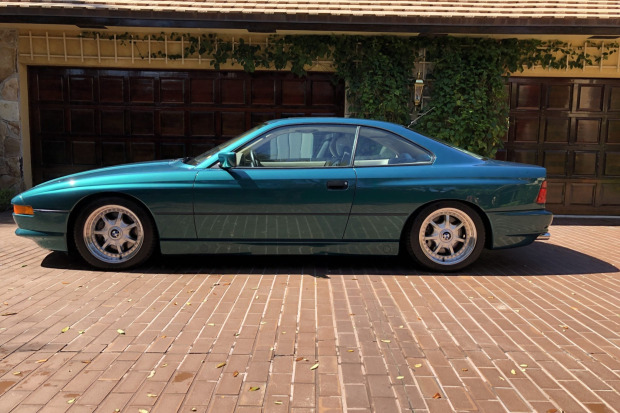 One-Owner 1991 BMW 850i 6-Speed