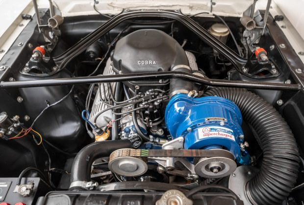 Paxton-Supercharged 1966 Shelby GT350 5-Speed