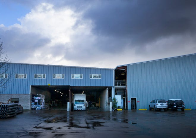 Arcimoto, a Eugene electric vehicle manufacturer, is purchasing the Pacific Metal Fab site at 311 Chambers St.