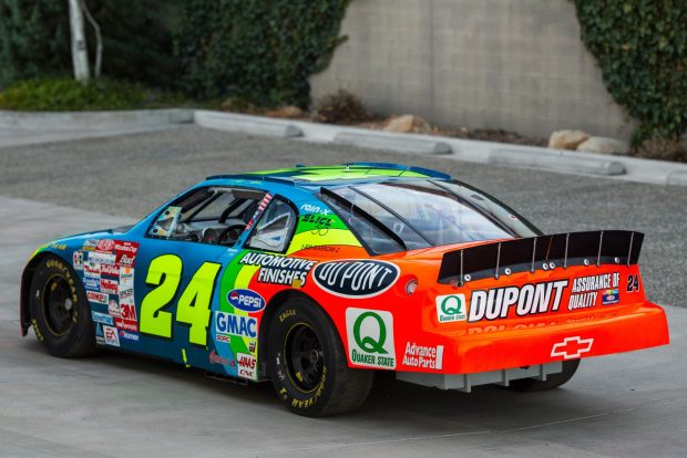 Ex–Jeff Gordon 1997 Chevrolet Monte Carlo NASCAR Winston Cup Race Car