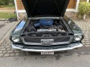 1966 Ford Mustang Convertible offered on Bring a Trailer