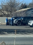 Ford Bronco Warthog prototype spotted testing