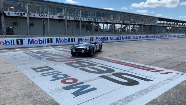 BaT Auction Success Story: Driving an MGB Home From Sebring to Michigan